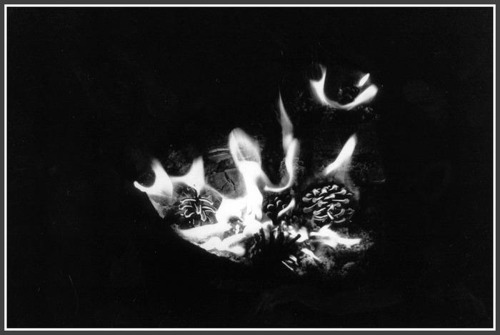 wärmende Flammen
