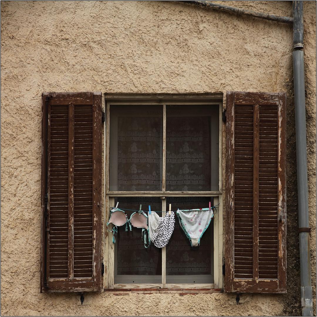 Wäsche, Gréoux les Bains.