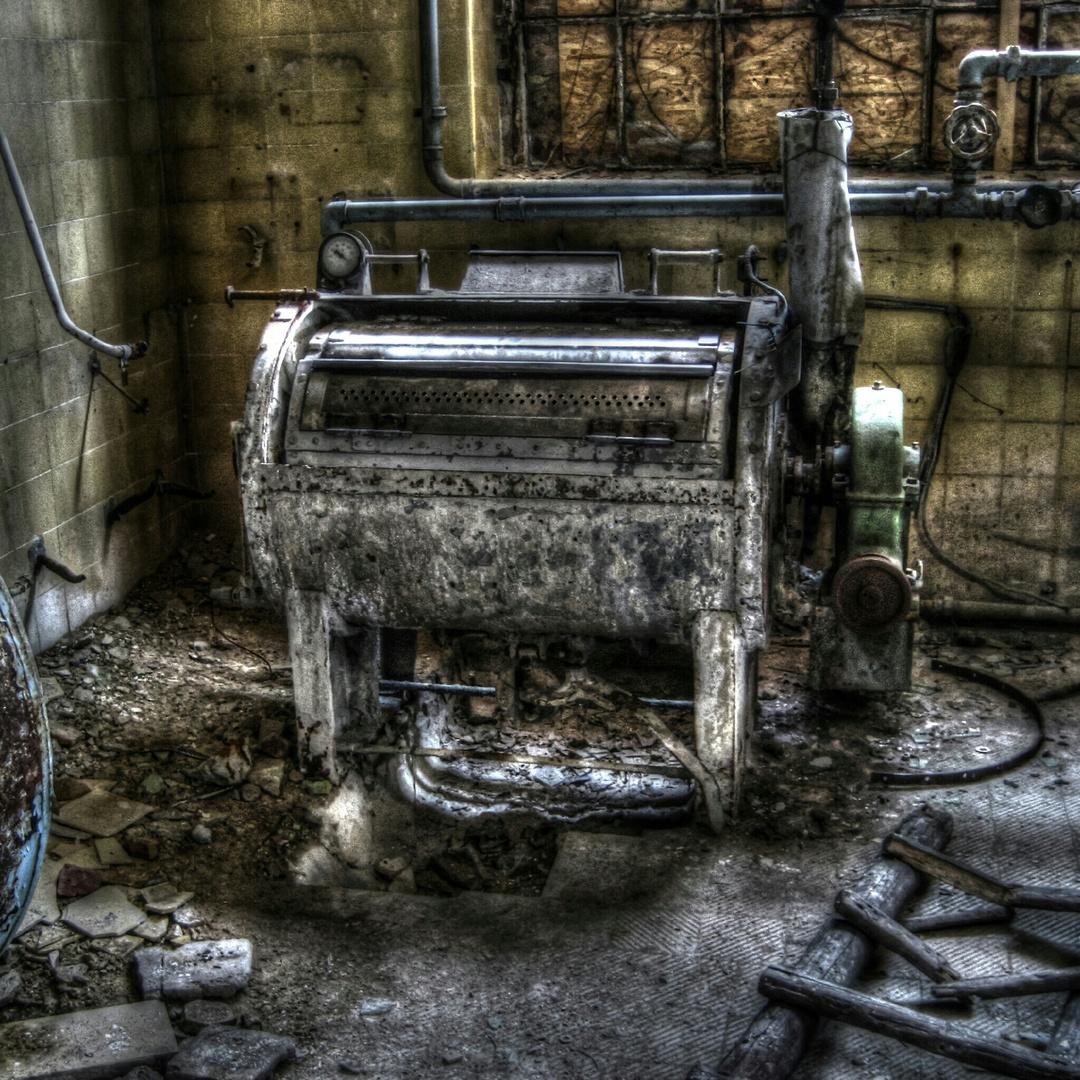 Wäscherei Beelitz II