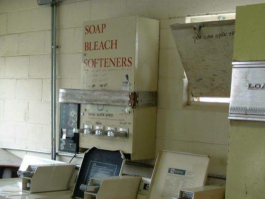 Wäscherei in Kentucky