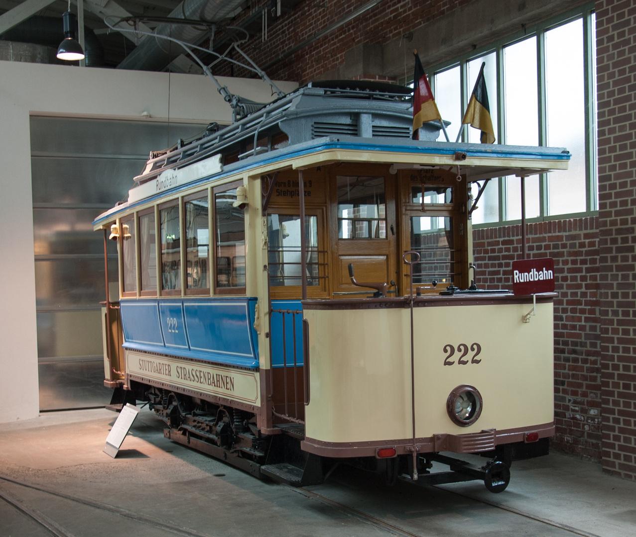 Wagen 222