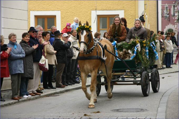 Waginger Kutschausfahrt 2007
