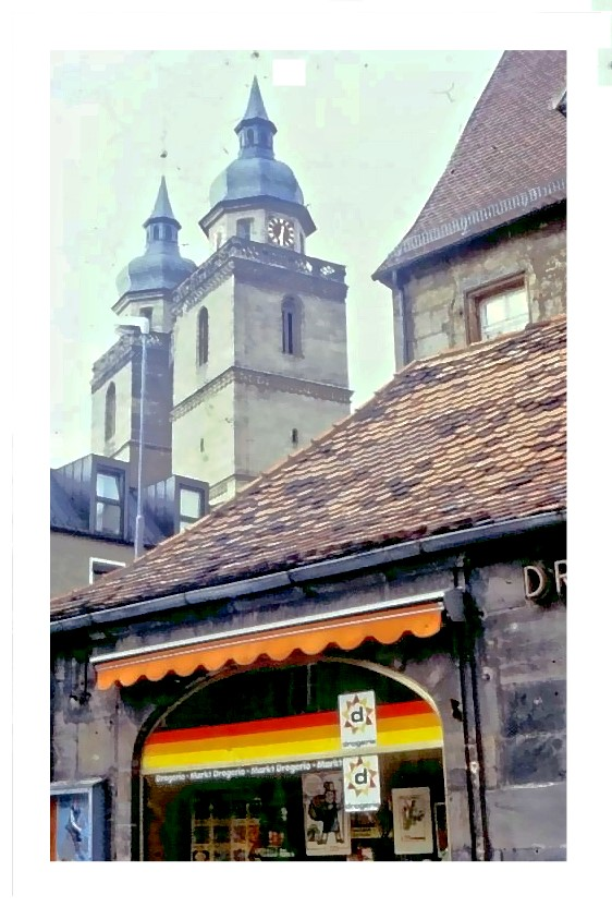 Wagnerstadt Bayreuth