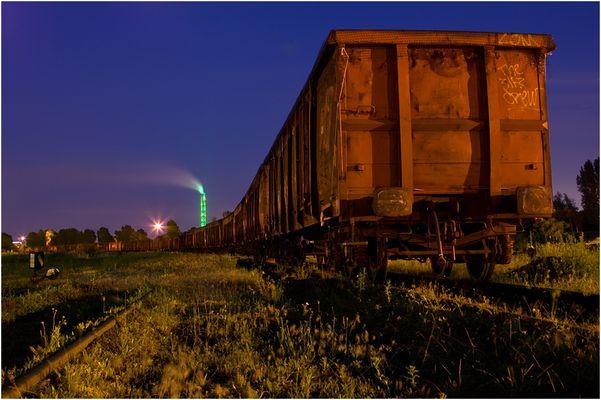 Wagons - DU Hafen
