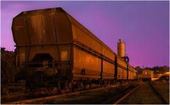 Wagons - Hafen Herne