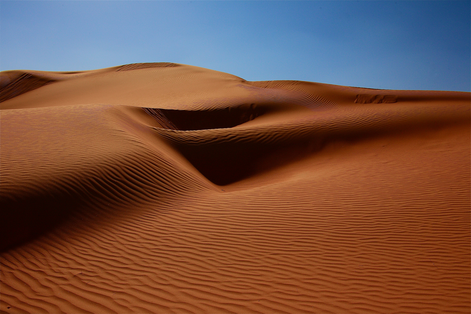 Wahiba Sands, Sultanat d'Oman