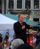 Wahlwerbung in Bremen - hautnah.......