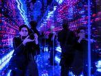 Wahnsinns Lichteffekte und Spiegelungen