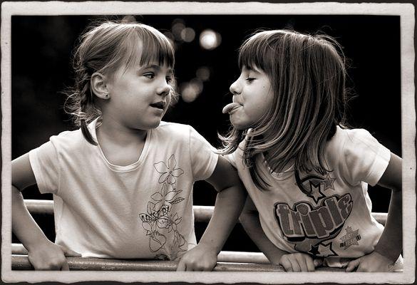 Wahre Geschwisterliebe