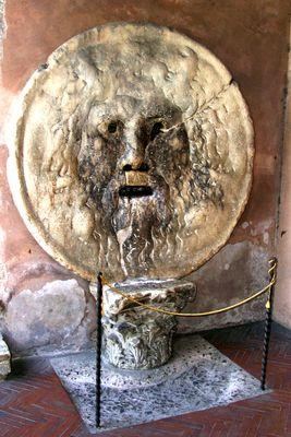 Wahrheitsbrunnen in Rom