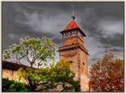 Waiblinger Stadtturm in HDR
