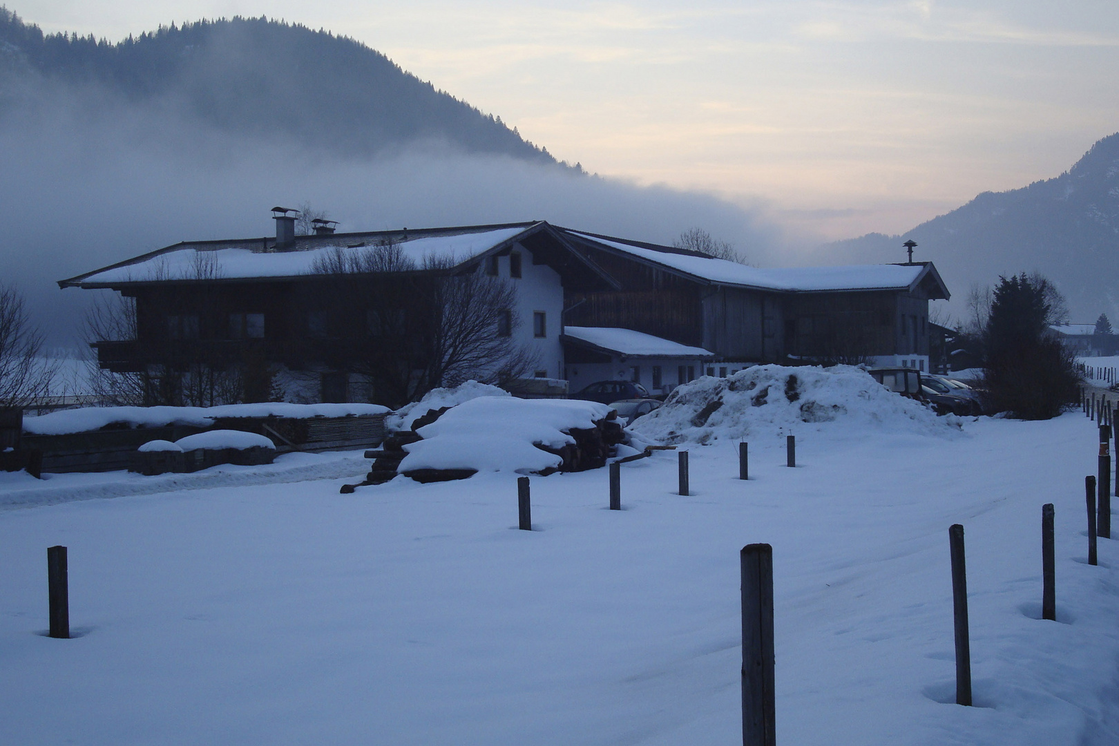Waidring Steinplatte Berghof
