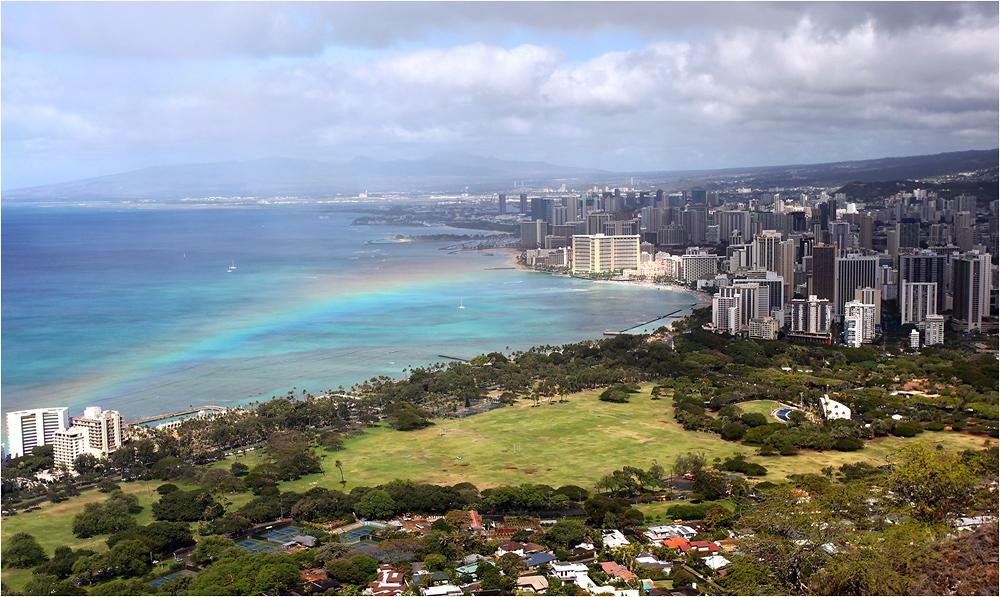 Waikiki...