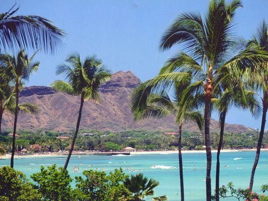 Waikiki und Diamond Head - So schön kann Urlaub sein