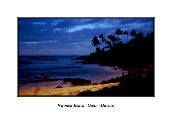 Waimea Oahu