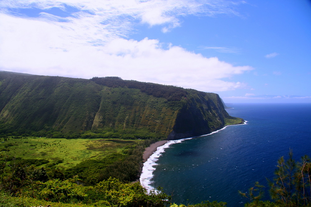 Waipi'o Valley / Big Island