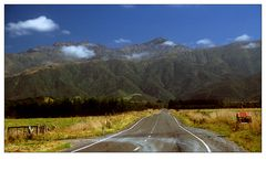 Wairau Road to the Mountain