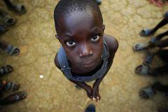 Waisenkinder in Uige - Angola