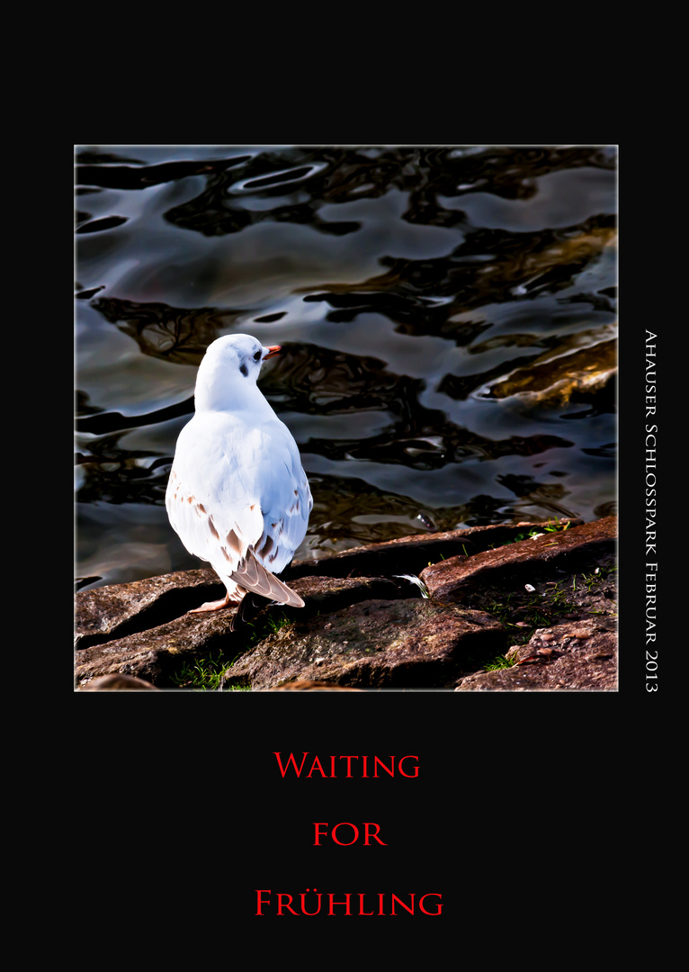Waiting for Frühling
