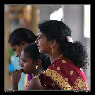 Waiting for the Train, Chennai Railway Station, Chennai, Tamil Nadu / IN