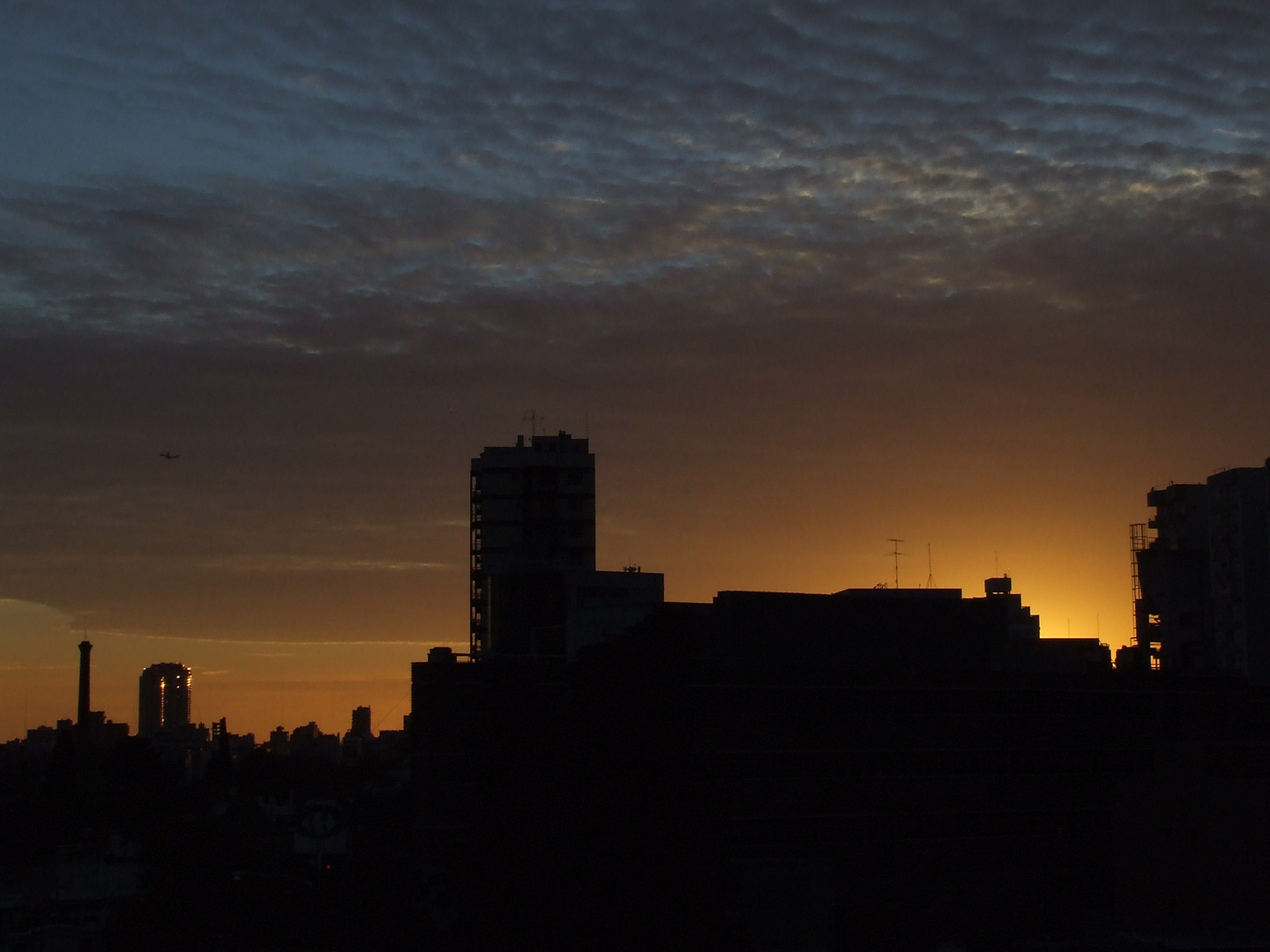 Wake-up Buenos Aires