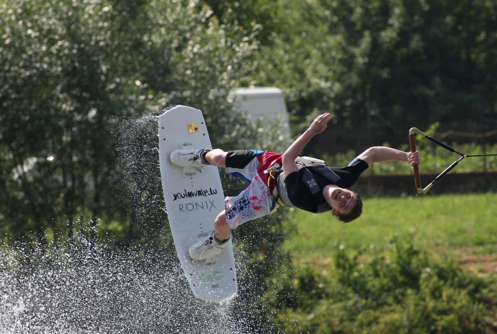 Wakeboard Contest Wasserbillg
