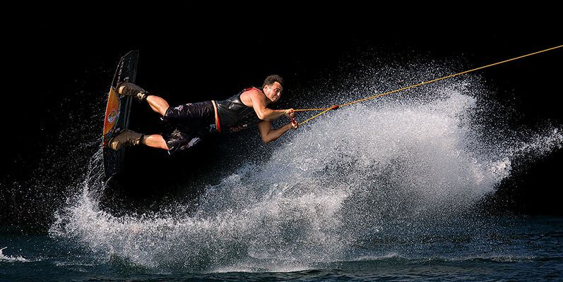 Wakeboarding -1-
