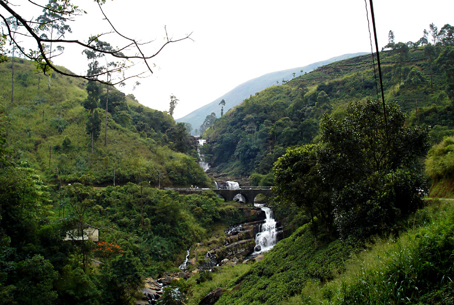 Wakkella Falls, I