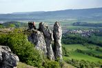 """""""Walberla"""", a small hill in North of Bavaria near Nuremberg and Erlangen"""