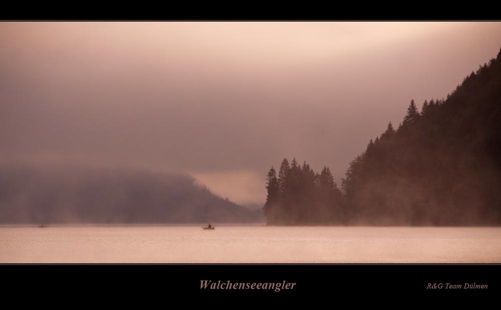 Walchenseeangler