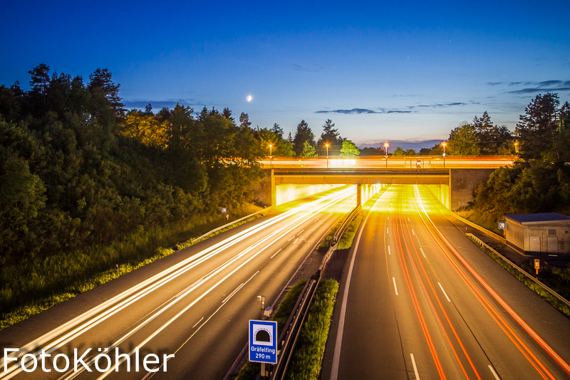 Waldautobahn