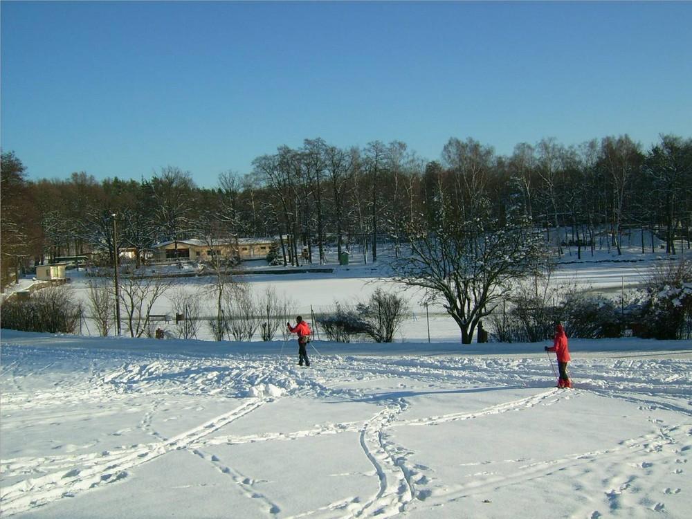 Waldbad Oberau