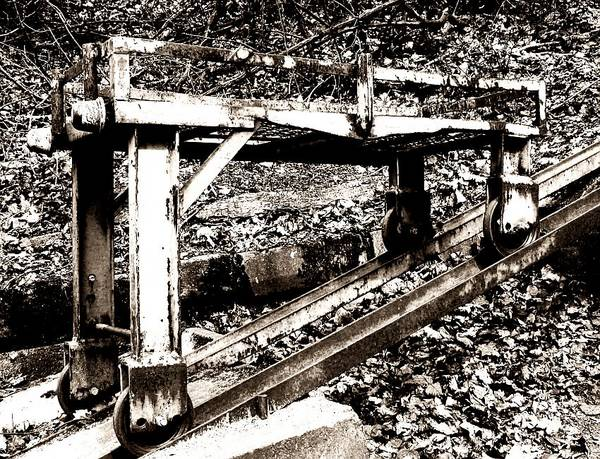 Waldbahnwagen