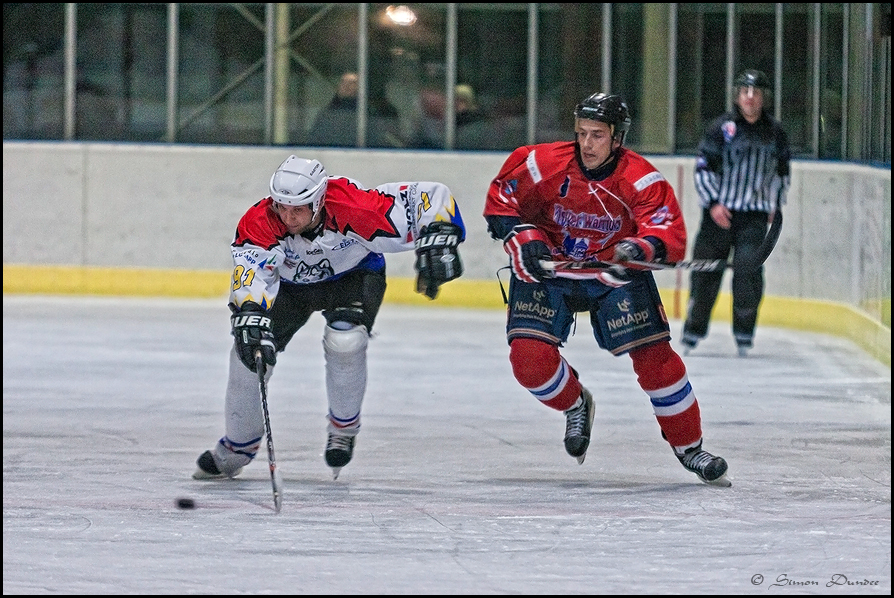 Waldbronn Huskies vs. Tower Warrios Mannheim