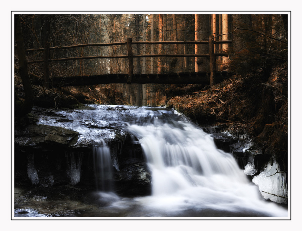 ... Waldbrücke ...