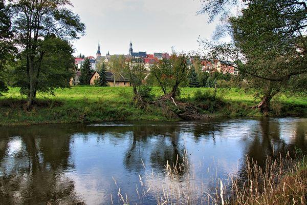 Waldenburg an der Mulde
