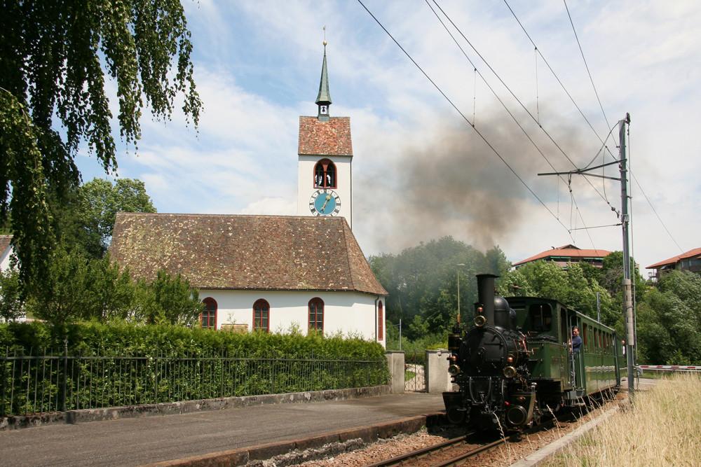 Waldenburger Bahn - Die schmalste Schmalspurbahn der Schweiz 2