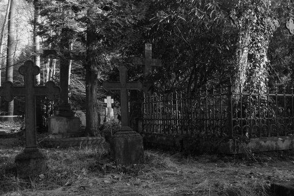 Waldfriedhof beim Stift Börstel