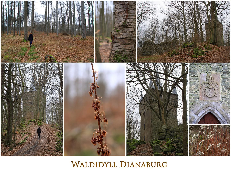 Waldidyll Dianaburg