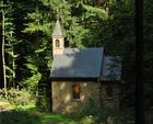 Waldkapelle im Hellenthaler Wald
