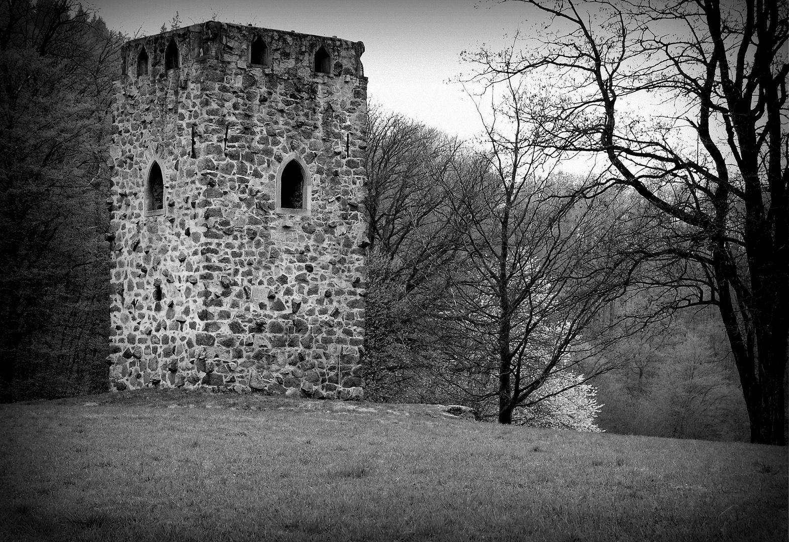 Waldnerturm bei Hemsbach