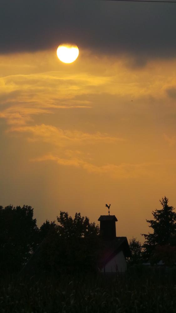 Waldrems Sonnenuntergang
