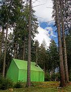 """Waldskulpturenweg """"Die Grünstation"""" Schmallenberg - Bad Berleburg"""