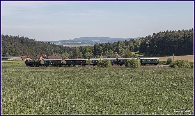 Waldviertler Bahnblicke