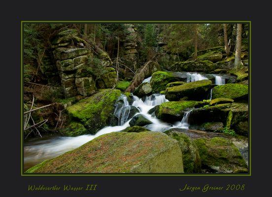 Waldviertler Wasser III