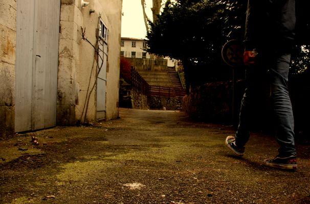 Walk in Confolens