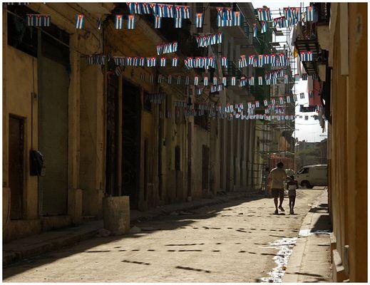Walk, La Habana