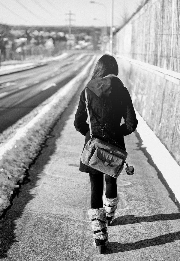 walk of loneliness