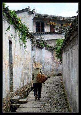Walking in Chengkan