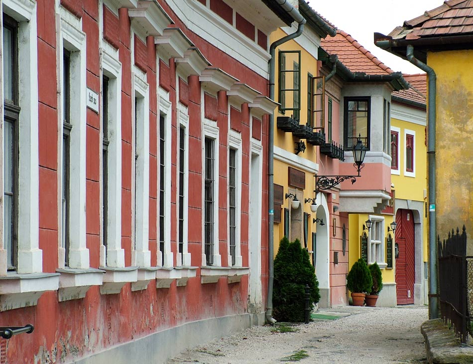 Walking in Szentendre